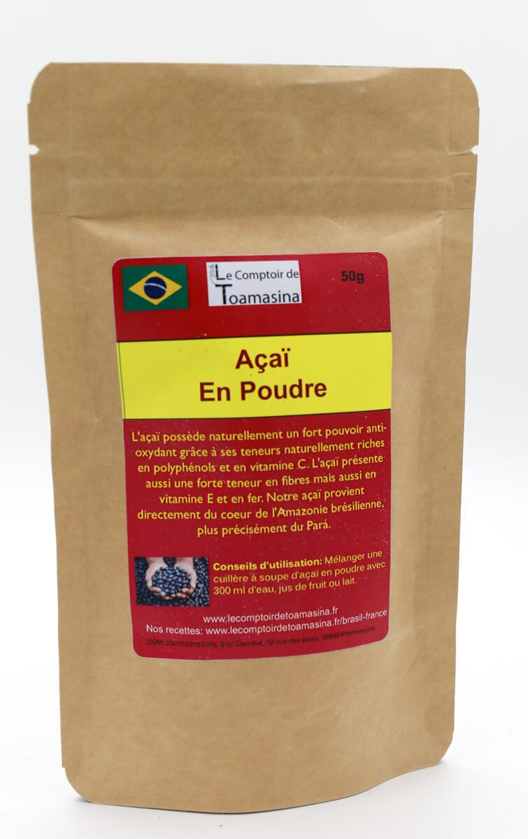 Açai powder